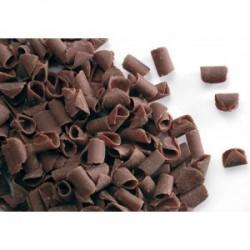 Riccioli di cioccolato al latte 100 gr