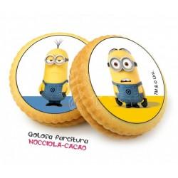 Biscotti decorati minions 1pz