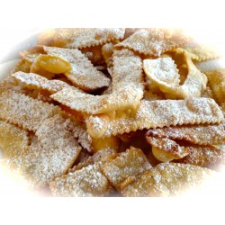 Chiacchiere fritte