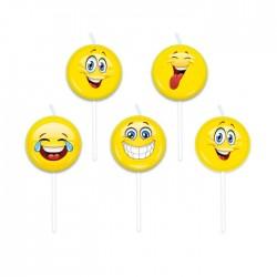 Candeline emoticons