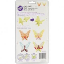 Stampo cioccolatino candy ali di farfalla