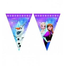 Festone bandierine Frozen