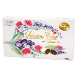 Crispo confetti al cioccolato bianco 1Kg