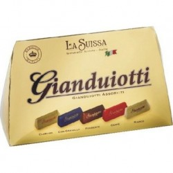 Gianduiotti assortiti 500gr
