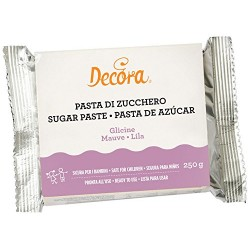 Pasta di zucchero glicine 250g