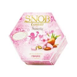 Confetti Crispo Astuccio Lieto Evento Snob Rosa gr.500