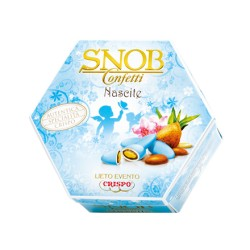 Confetti Crispo Astuccio Lieto Evento Snob Celeste gr.500