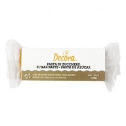 Pasta di zucchero oro 100g