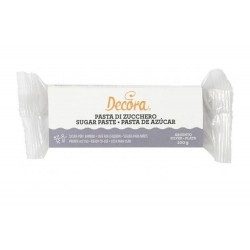Pasta di zucchero argento 100g