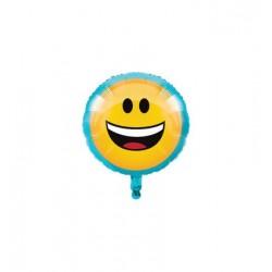 Pallone in mylar Emoji