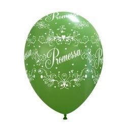 """Palloni ad elio 12"""" Promessa"""