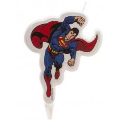 Candelina sagomata Superman ™