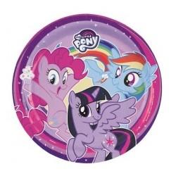 Piatto 23 cm My Little Pony