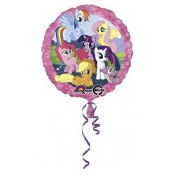Mylar 17'' My Little Pony