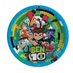 Piattini Ben 10