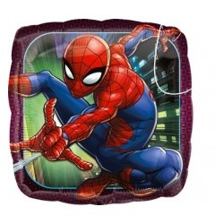 Piatto 20 cm Spiderman