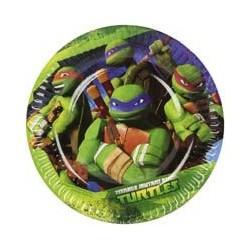 Piatti tartarughe ninja