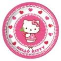 Piatto Hello Kitty 20 cm
