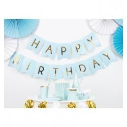 Banner Happy Birthday celeste