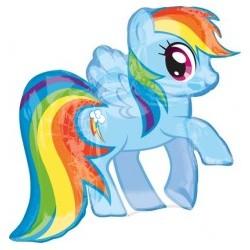 Mylar 17'' My Little Pony