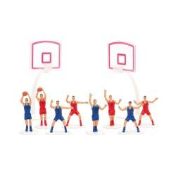Set per la decorazione basket