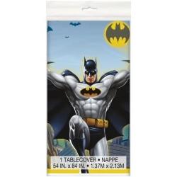 Tovaglia plastica Batman vs Superman