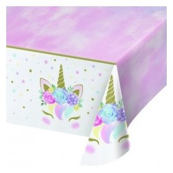 Tovaglia in plastica Unicorno