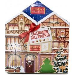 Calendario dell'avvento Ferrero Prestige tipo1