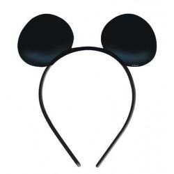 Cerchietto orecchie topolino