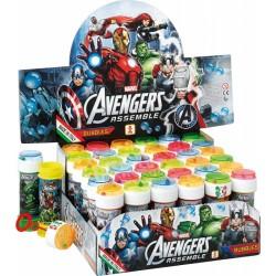 Confezione bolle di sapone Avengers