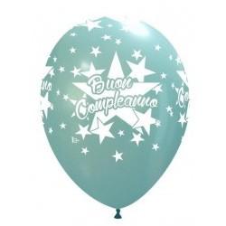 """Palloni ad elio 12"""" Buon Compleanno Celeste"""