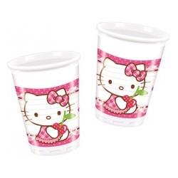 Bicchiere Hello Kitty