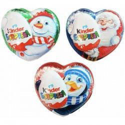Calendario dell'avvento Kinder Babbo Natale