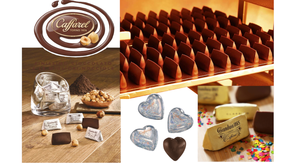 Cioccolato Caffarel